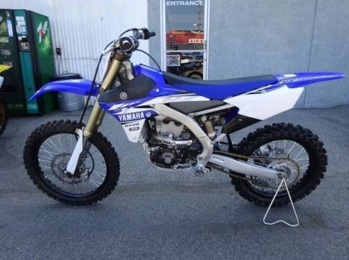 2017 Yamaha YZ450F 1 - Copy