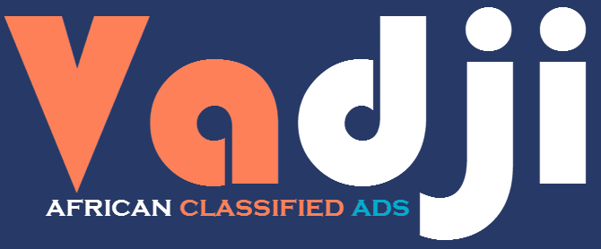 African Classifieds Logo - Vadji