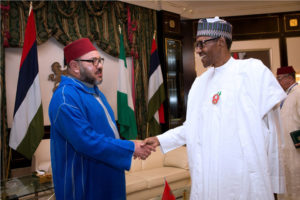 Nigeria and Morocco agree on 15 bilateral deals