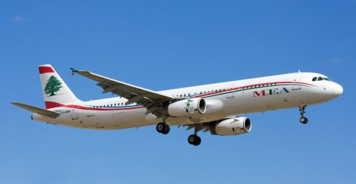 MEA ((MIDDLE EAST AIRLINE)